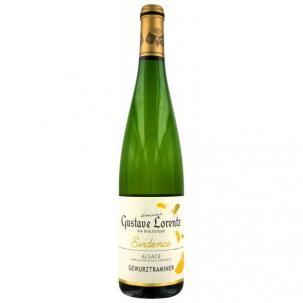 Gustave Lorentz Evidence Riesling Vin Biologique